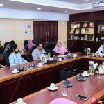Discussion on HRDF RAISE Program 14 Aug 18